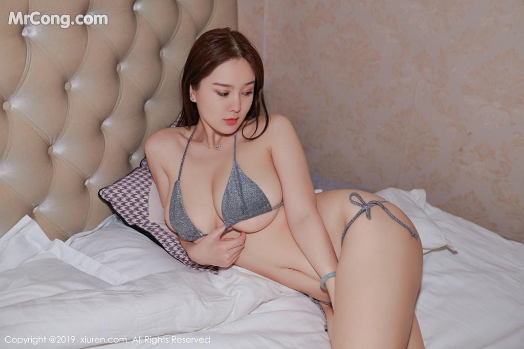 Image XIUREN-No.1594-Silvia-MrCong.com-012 in post XIUREN No.1594: 易阳Silvia (39 ảnh)
