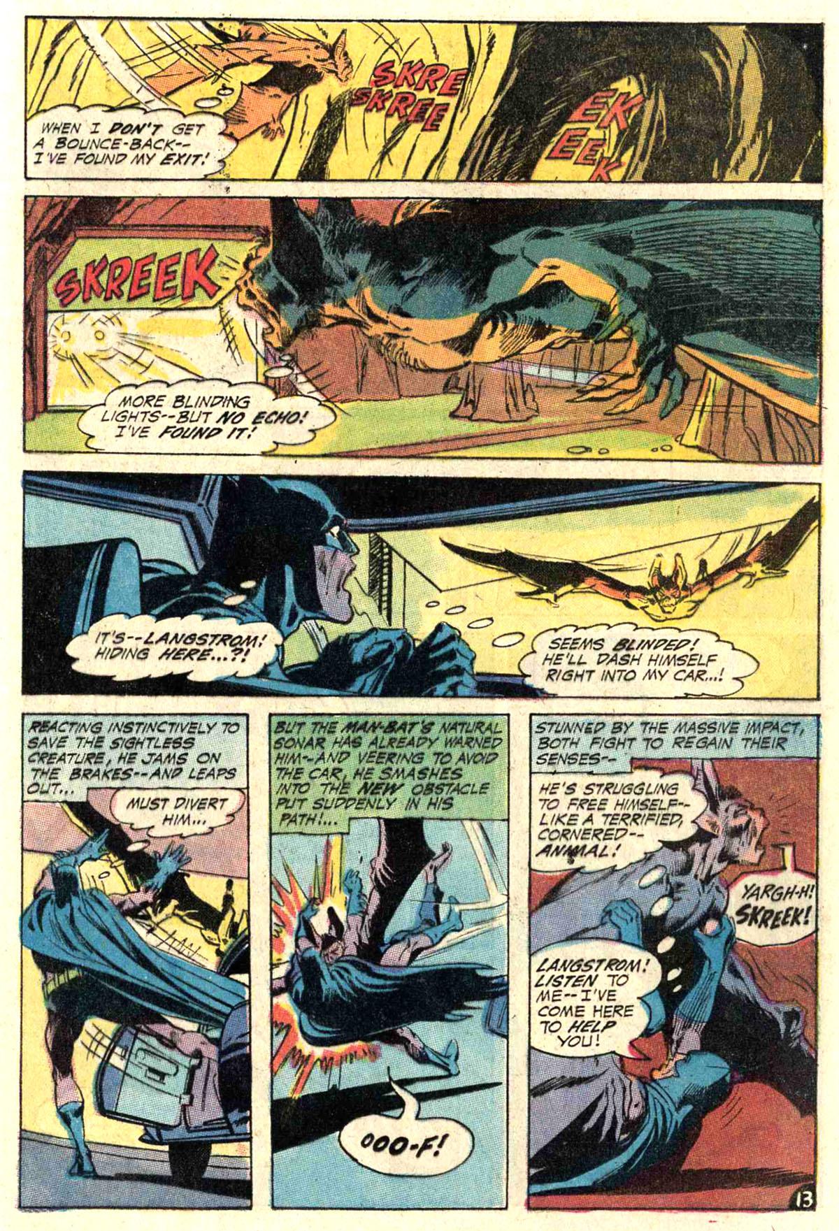 Detective Comics (1937) 402 Page 16