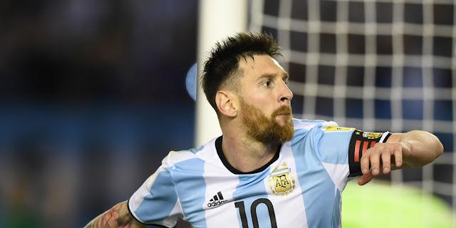 SBOBETASIA - Sampaoli: Messi Tetap Yang Terbaik Sampai Pensiun