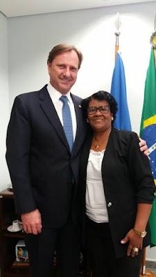 Senador Acir atende solicitação de Vereador e garante investimento no Abrigo do Menor, em Guajará-Mirim