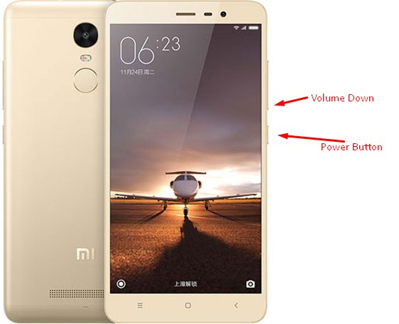 Cara Screenshot Xiaomi Redmi Note 3 / PRO