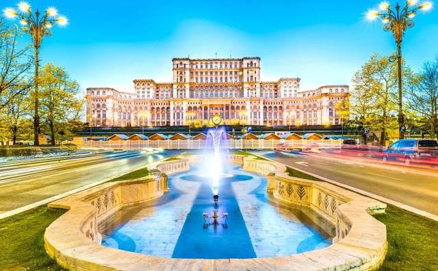 Capitale Romania