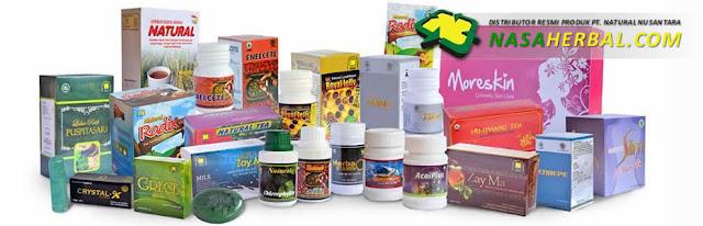 Daftar Harga Terbaru Produk PT. Natural Nusantara (Nasa)