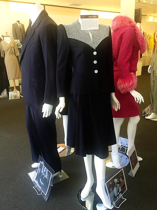 Hollywood Auction Elizabeth Taylor Suit