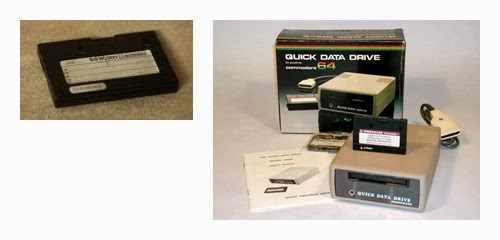 Quick Data Drive para C64