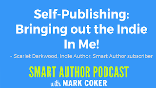 "image reads:  ""Self-publishing:  bringing out the Indie in Me!"""