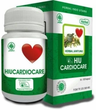 Obat Herbal Untuk Penyakit Jantung - HIU Cardiocare