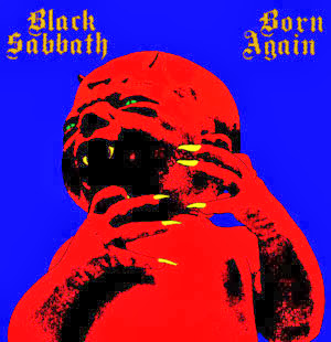 Black Sabbath Born Again 1983