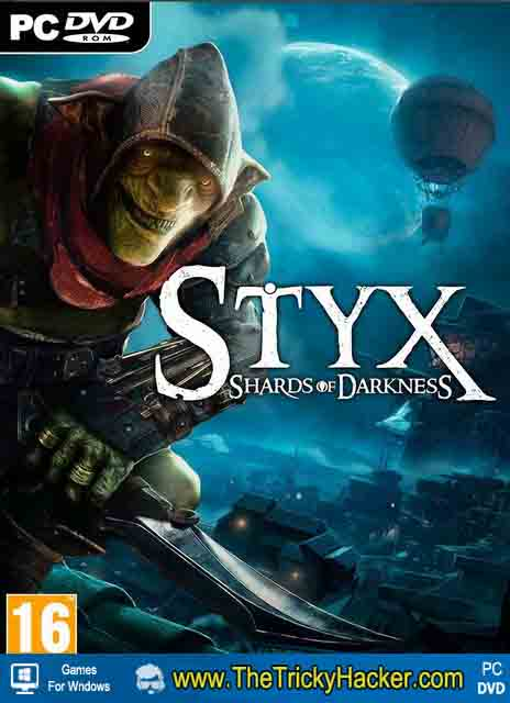 Styx Shards of Darkness Free Download Full Version Game PC
