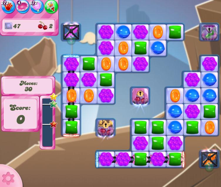 Candy Crush Saga level 2720
