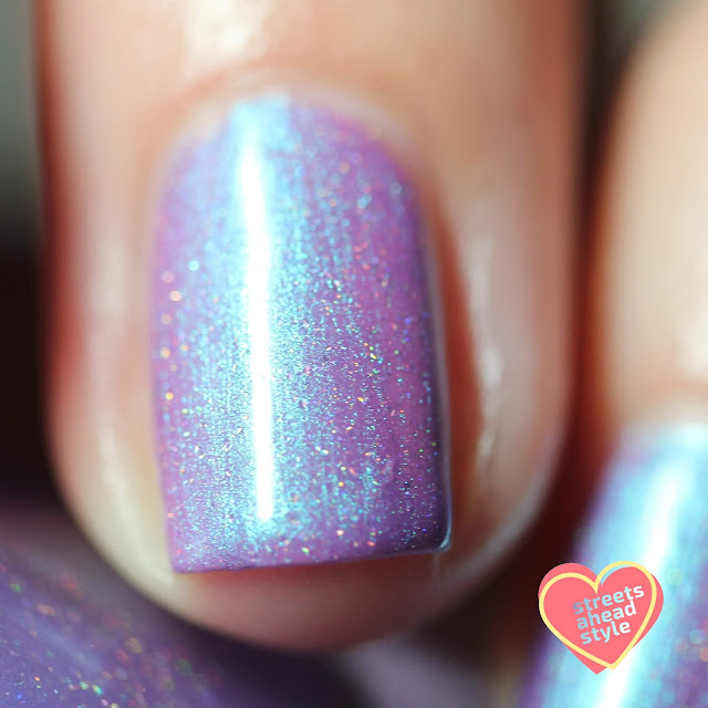KBShimmer Succ It Up swatch by Streets Ahead Style