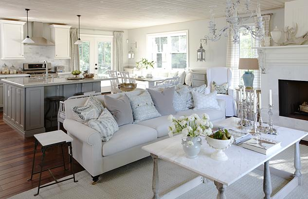 sarah richardson living rooms hydrangea hill cottage a richardson country house 16398