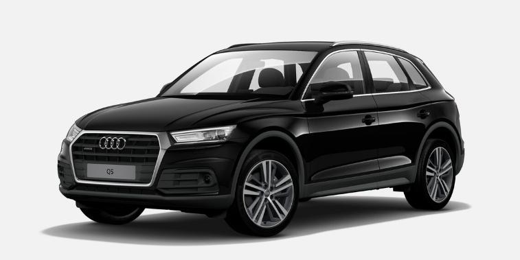 Audi Q5 Ii 2018 Couleurs Colors