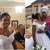 Housemaid thrown lavish wedding years after her Madam adopted her for being humble (Photos)