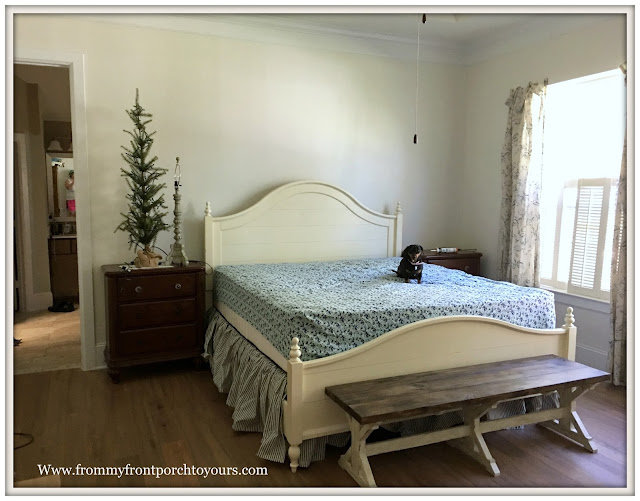 master bedroom makeover-Reeves Bed-Birchalne-cottage style-from my front porch to yours