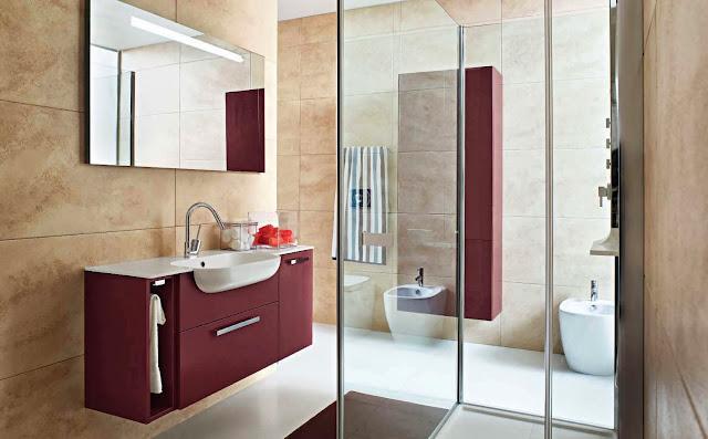 salle de bain moderne ikea. Black Bedroom Furniture Sets. Home Design Ideas
