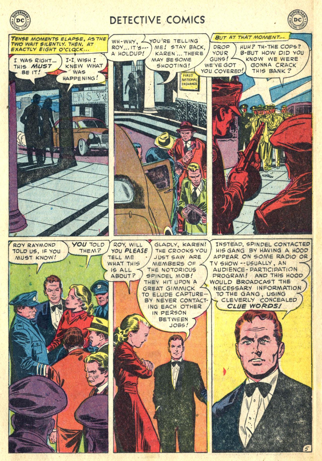 Detective Comics (1937) 192 Page 20