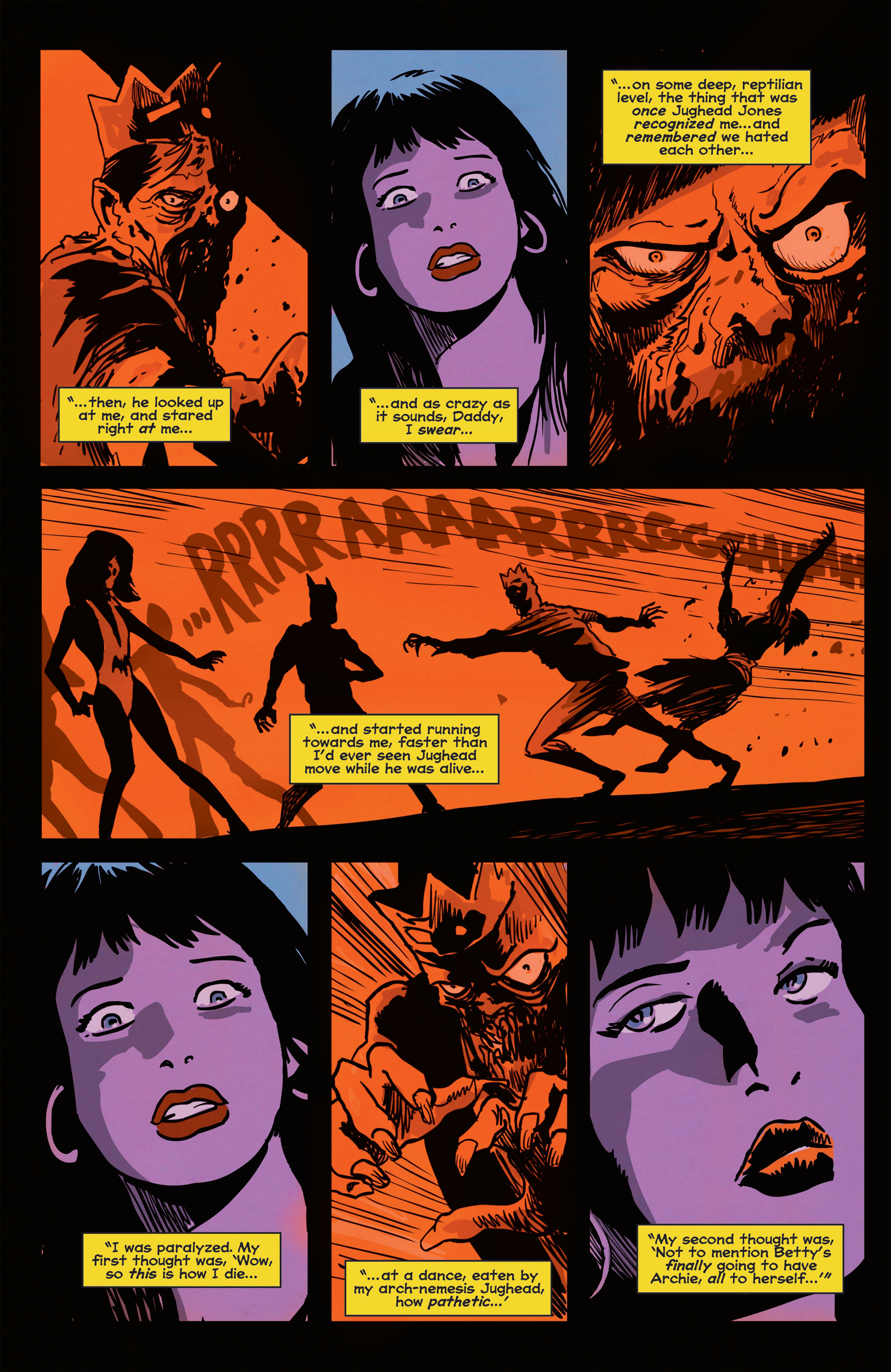 Read online Afterlife with Archie comic -  Issue #2 - 14