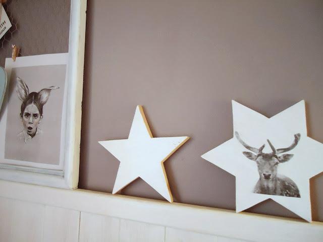 gwiazdy z drewna, jelonek
