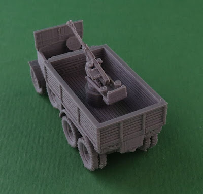 Breda 20mm AA on Truck picture 2