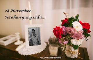 28 November Setahun yang Lalu