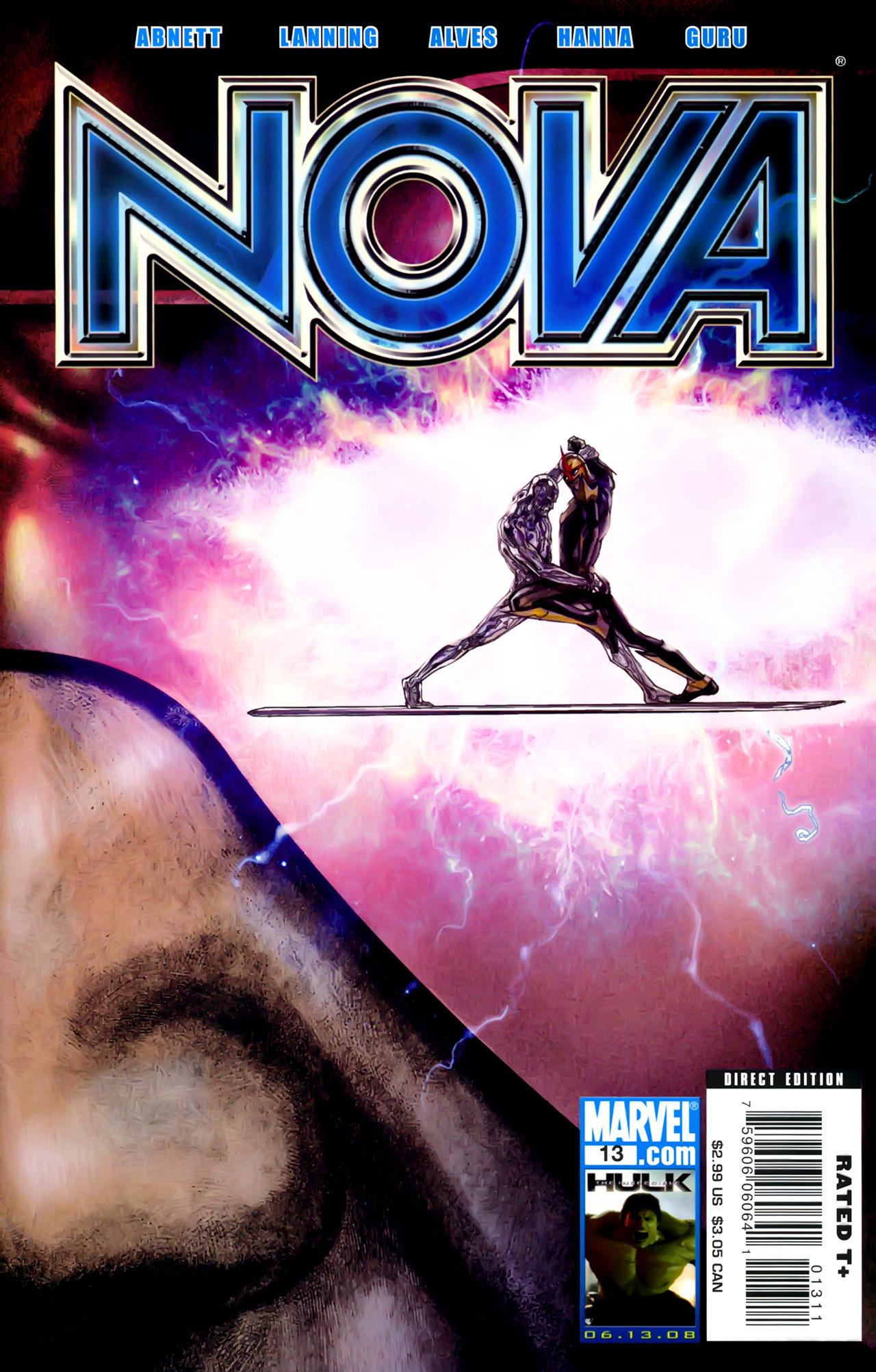 Nova (2007) issue 13 - Page 1