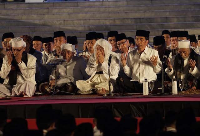 Mbah Moen: Agustus Bulan Mulia Bangsa Indonesia dan Bulan Agung di Sisi Allah