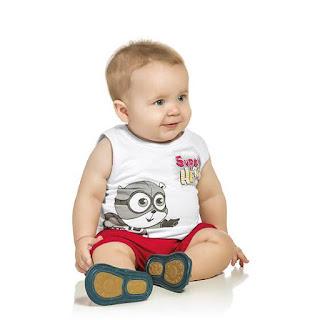 Principais fornecedores de moda infantil