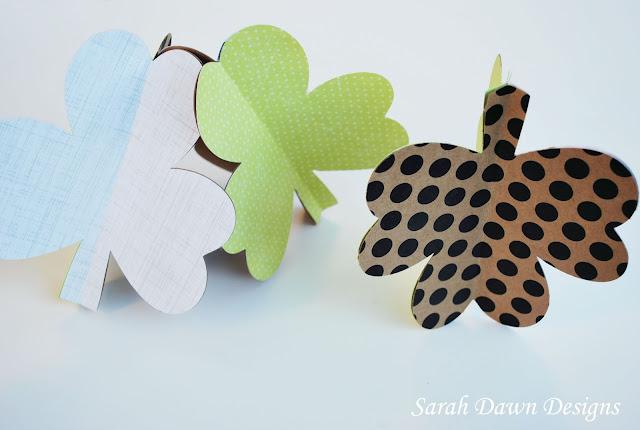 St. Patrick's Day Shamrock Crafts