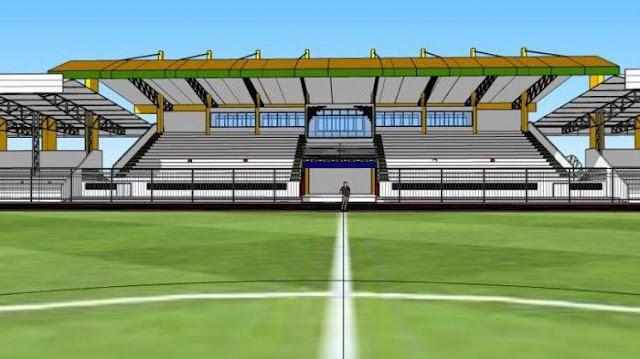 Renovasi Stadion 17 Mei Mulai Juli 2019