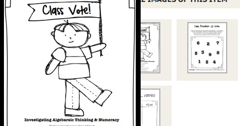 Young Thinkers, BIG Ideas: Election Math Fun!