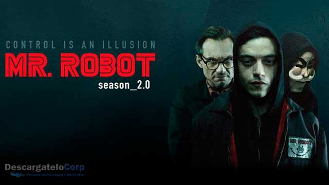 Mr Robot Temporada 2 Completa HD Español Latino