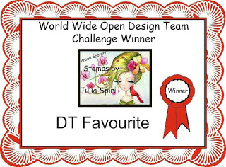 Winner Dt Favorite World Wide Open Desing