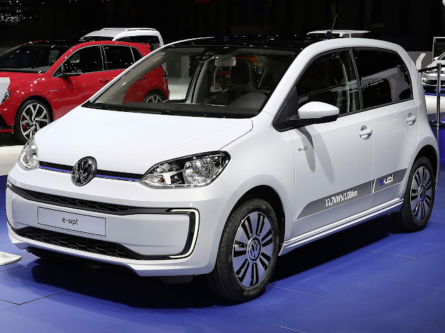 Volkswagen e-Up! 2017
