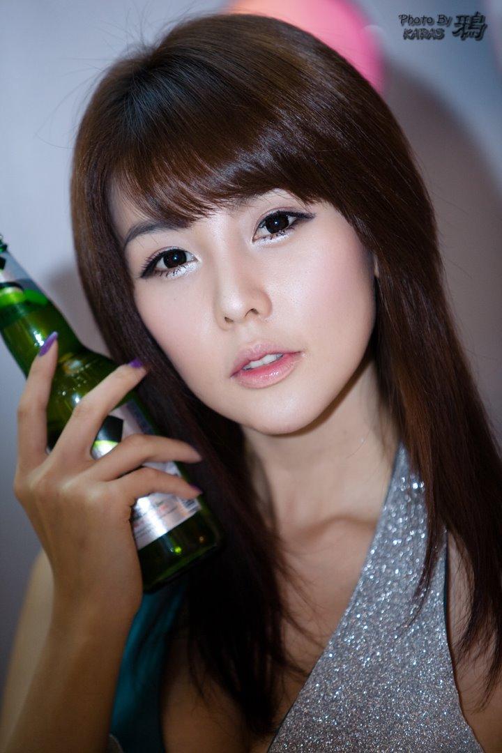 Korean Sexy Girl  Lee Ji Woo - 888 Korean Girl-7611