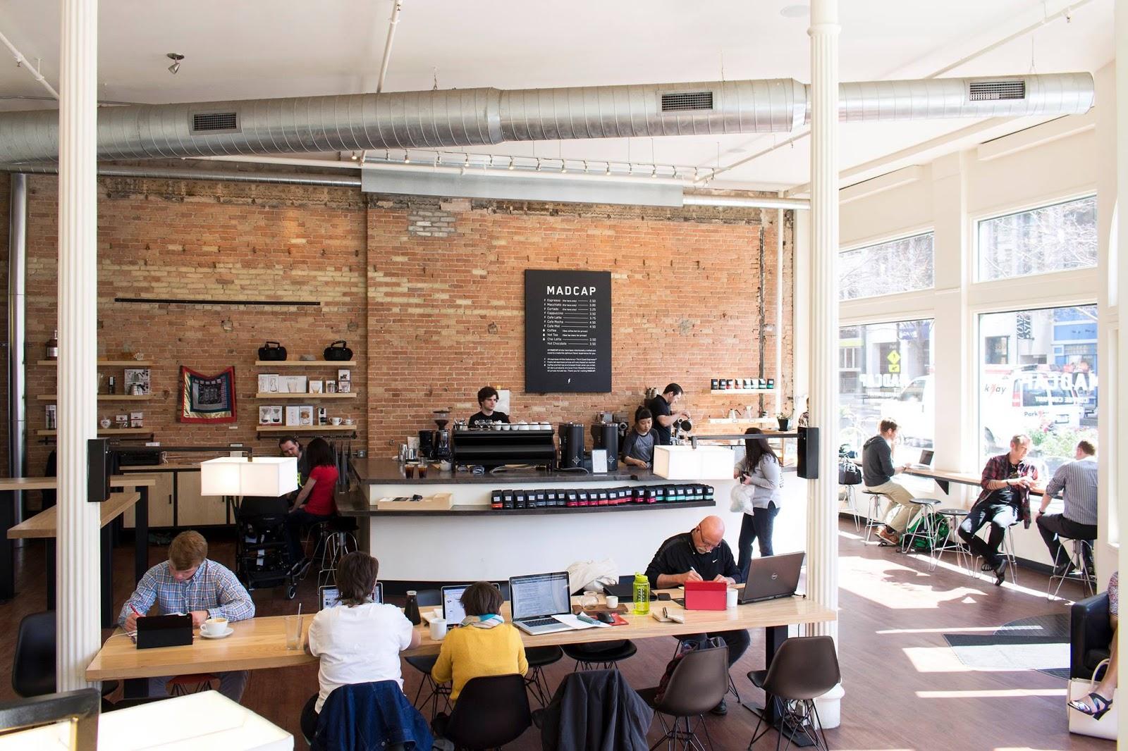 Best Grand Rapids Coffee Shops