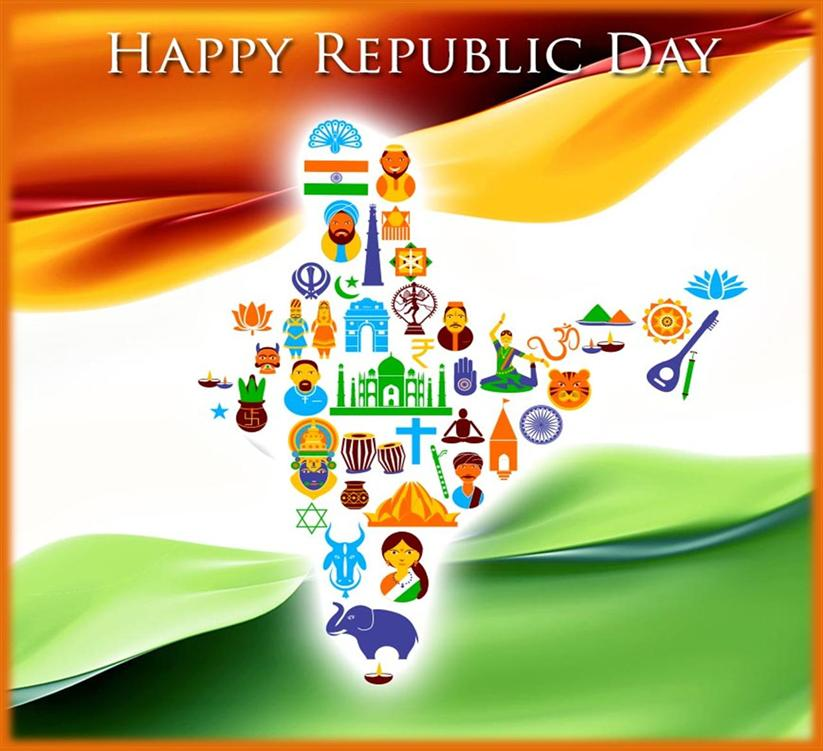 republic day pictures 2016