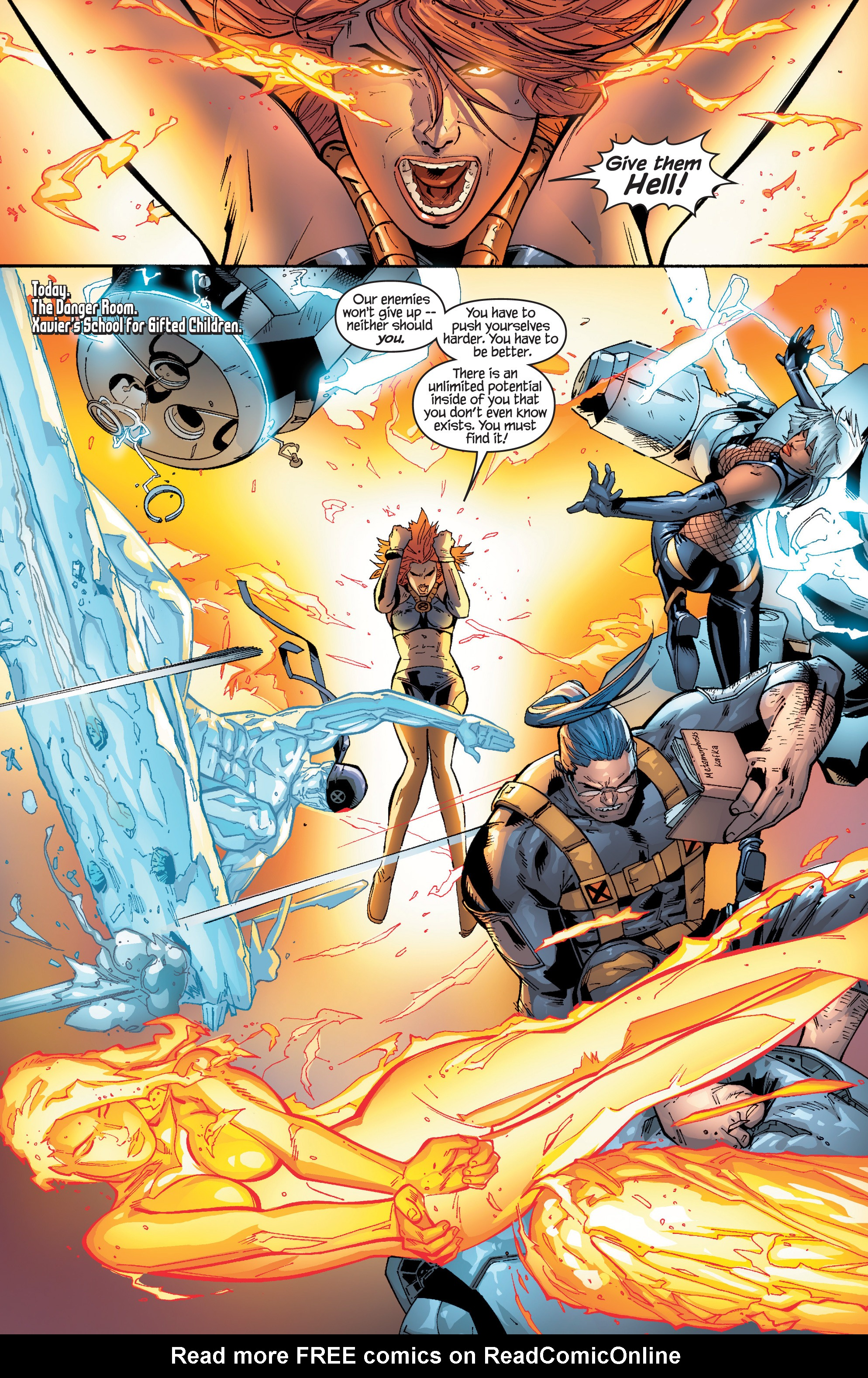 Read online Ultimate X-Men comic -  Issue #96 - 6