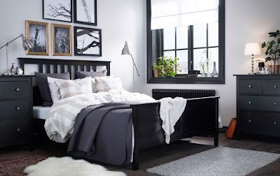 Cara Desain Kamar Tidur Utama Bersama IKEA