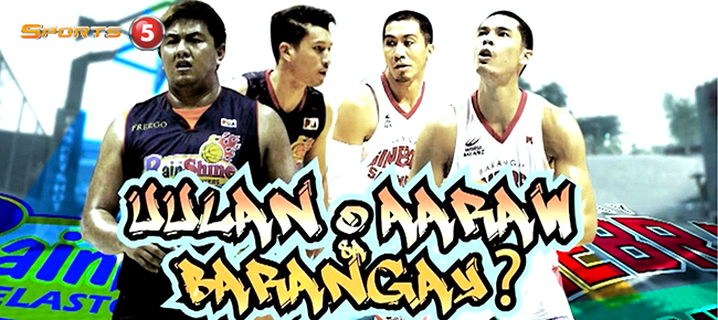 HIGHLIGHTS: Ginebra vs. Rain or Shine (VIDEO) December 4