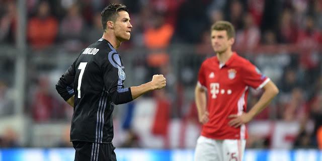 Video Cuplikan Gol Bayern Munchen 1-2 Real Madrid | Leg 1 Semifinal Liga Champions