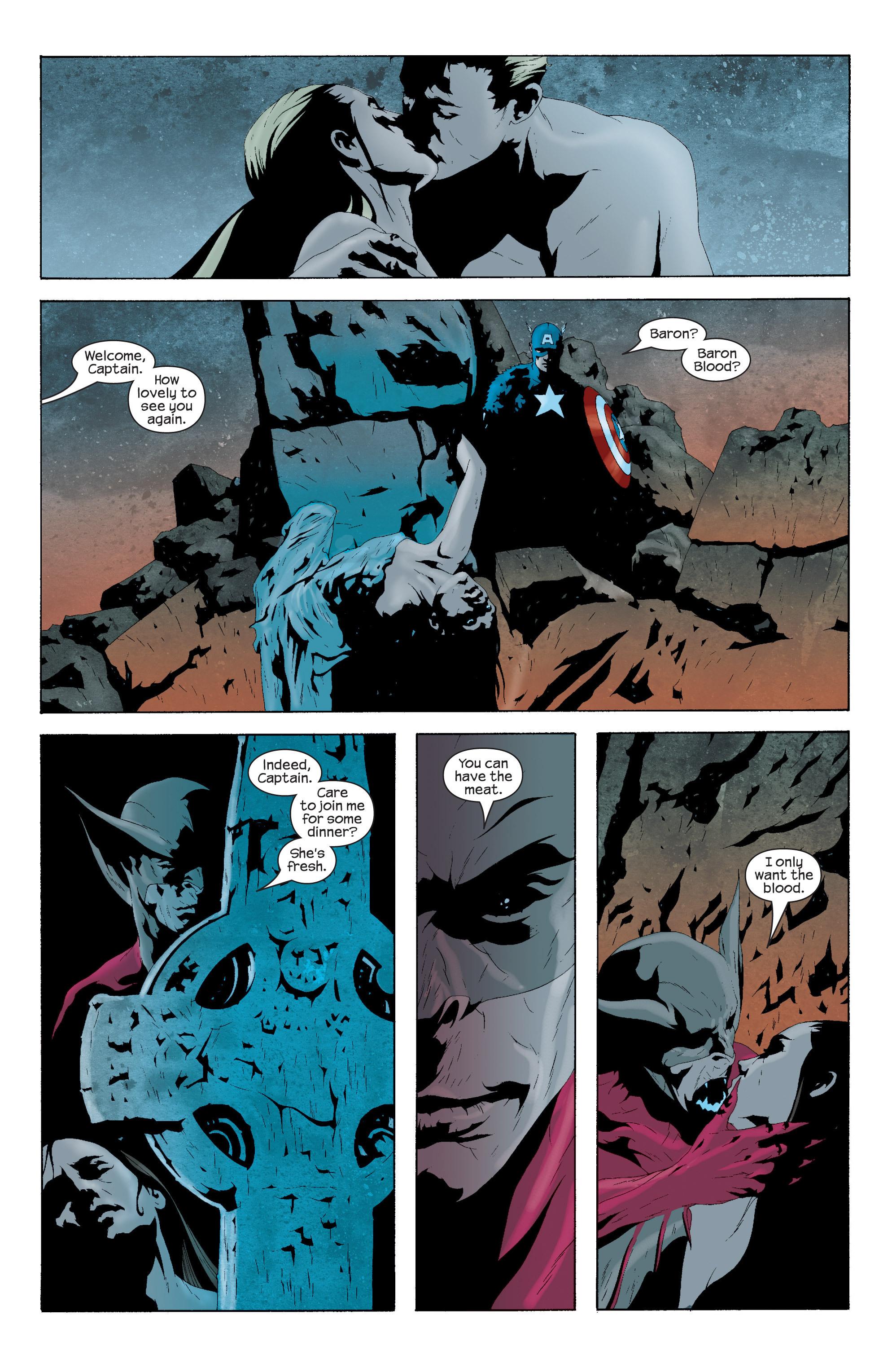 Captain America (2002) Issue #16 #17 - English 10
