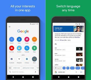 Download Google Go App