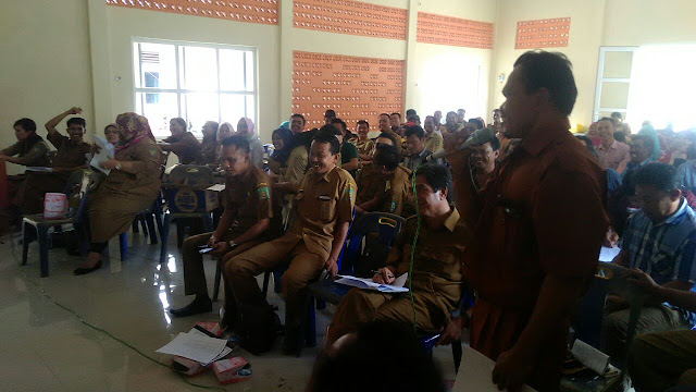 Musrenbang Kecamatan Sirapit 2018, Prioritaskan Pembangunan Infrastruktur dan Irigasi Persawahan