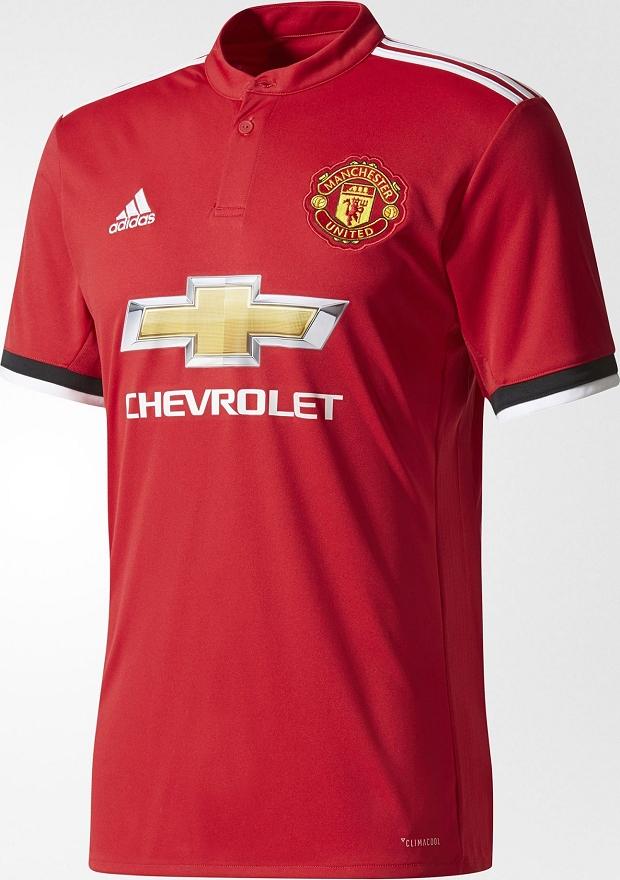 e7da7ff1d9 Adidas lança nova camisa titular do Manchester United - Show de ...