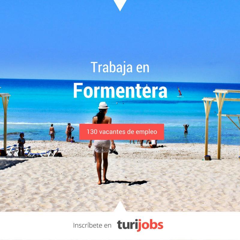 Paro y empleo oferta empleo en formentera para empresas for Trabajos de verano barcelona