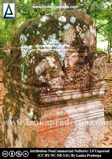 Warakagoda Ganeuda Purana Viharaya, Sri Lanka