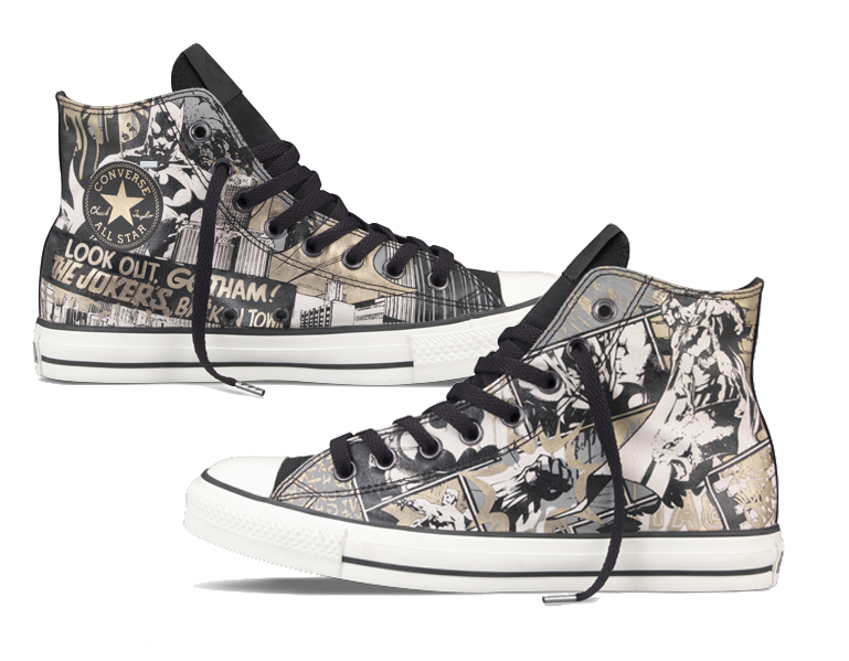 Soul Sanctuary  Superhero Sneaks! Converse Introduces DC Comics ... f114d0daf