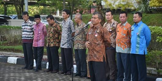 Sekdako Padang Imbau Semua Pihak Sukseskan Pemilu