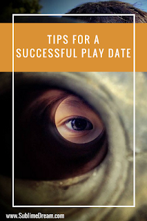 Wondering how to help your child on a play date?  Is Autism getting in the way?  Poor social skills?  Check out these tips for a successful play date!